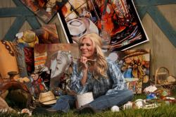 Artist Katia Von Kral